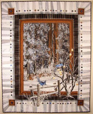 44 best images about panel quilts on Pinterest : snow quilts - Adamdwight.com