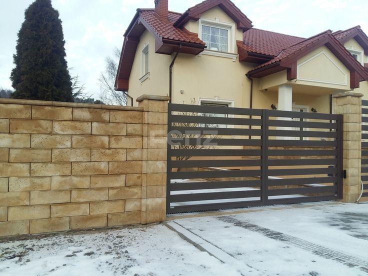 #Brama #Fenz! Efektywne #ogrodzenie !