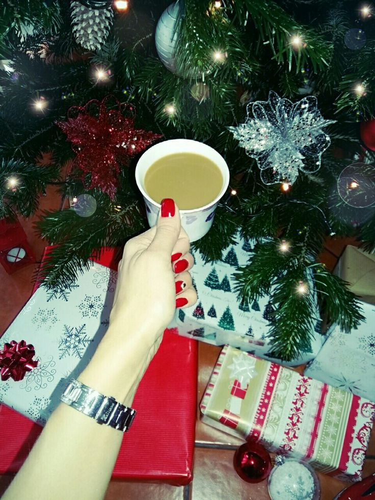 Home #ChristmasCoffee
