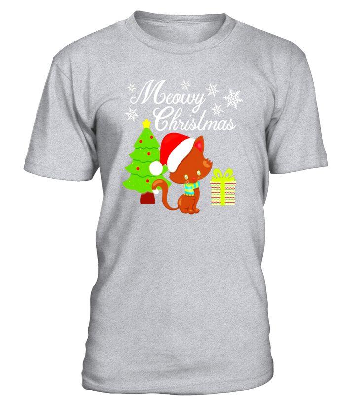 Cat in a Santa Hat Meowy Christmas T-Shirt Merry Christmas  cyberMonday#tshirt#tee#gift#holiday#art#design#designer#tshirtformen#tshirtforwomen#besttshirt#funnytshirt#age#name#october#november#december#happy#grandparent#blackFriday#family#thanksgiving#birthday#image#photo#ideas#sweetshirt#bestfriend#nurse#winter#america#american#lovely#unisex#sexy#veteran#cooldesign#mug#mugs#awesome#holiday#season#cuteshirt