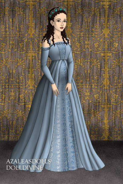 Padme By Jedisam Created Using The Tudors Doll Maker