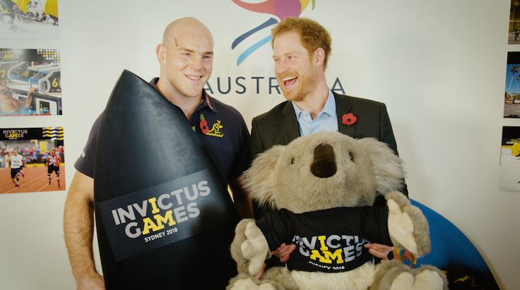 Prince Harry announced that the Invictus Games legacy will continue with the fourth event to be held in Sydney, Australia from 18 – 29 October 2018. The Invictus Games Sydney 2018 will bring togeth…