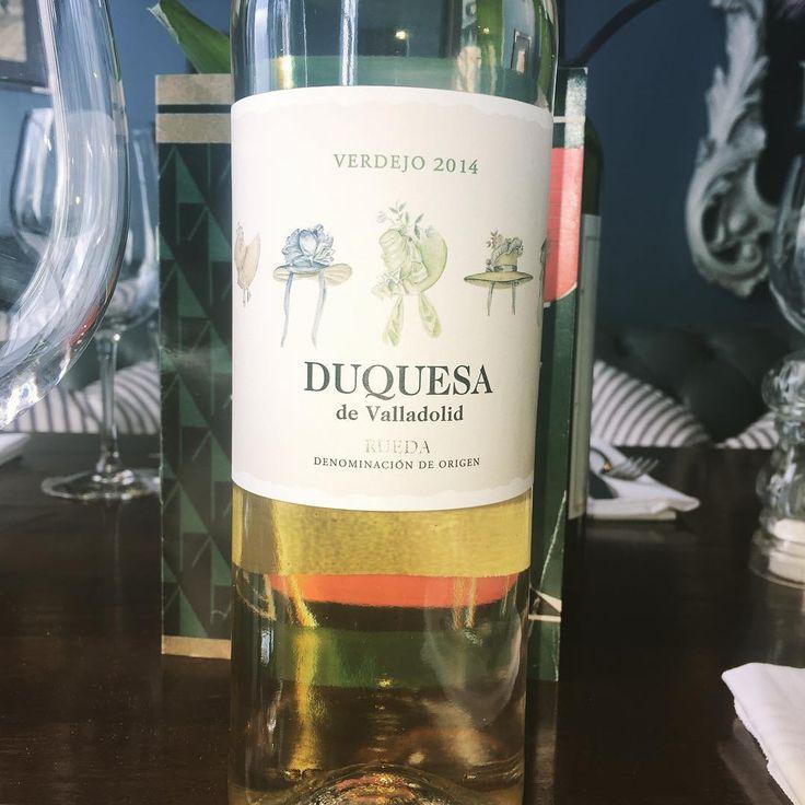 Verdejo #eatateno  www.eno.ie  #wine