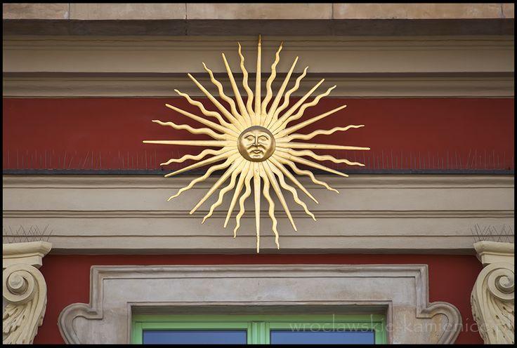 Ruska 6 #Wroclaw #Poland #Breslau #tenement #architecture #sun #monument