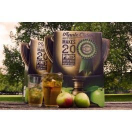 Victor's Drinks cider making kit. awesome product taste great.
