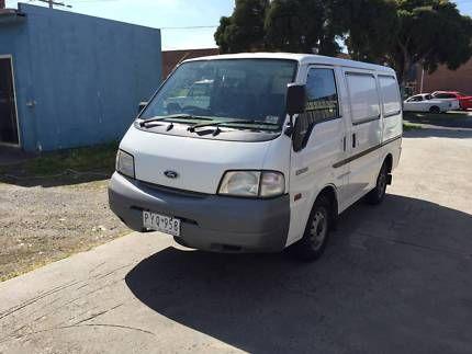 2000 Ford Econovan Van/Minivan | Cars, Vans & Utes | Gumtree Australia Kingston Area - Clayton South | 1126075528