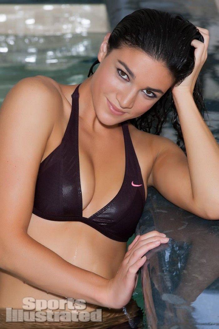 Maria sharapova warming up 7
