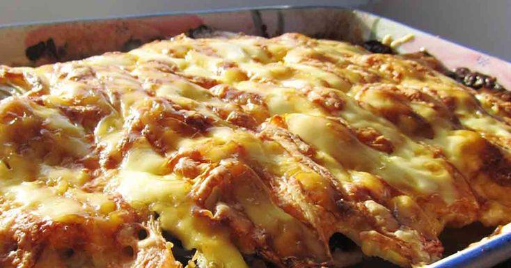 Volt otthon egy kis sertéshús, burgonya és sajt, olyan ebéd lett belőle, hogy mindenki megnyalta a tíz ujját!
