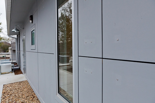 Hardie Board Panel Rainscreen W Stainless Steel Fasteners