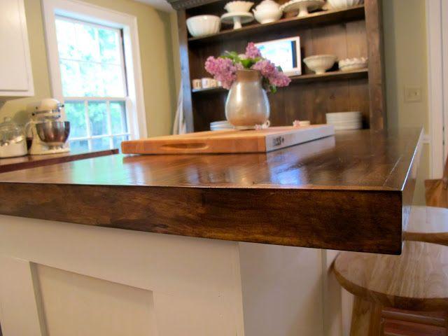 120 best images about plank counter tops on pinterest wide plank butcher blocks and butcher. Black Bedroom Furniture Sets. Home Design Ideas