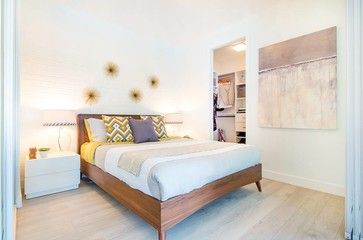 Display Suite - The Oxford - East Village - modern - Bedroom - Vancouver - Home Ingredients