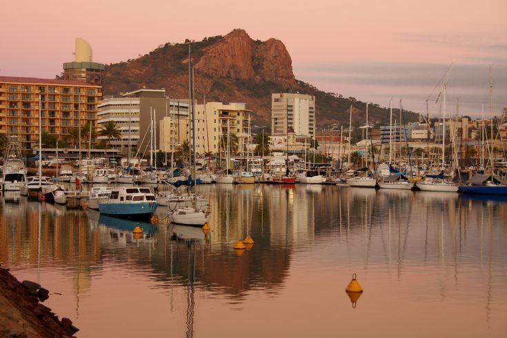 Townsville, Australia.  Miss it.