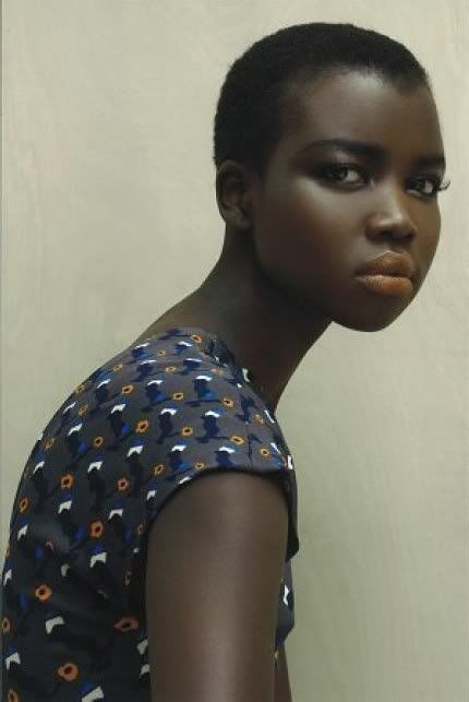 Teeny Weeny Afro