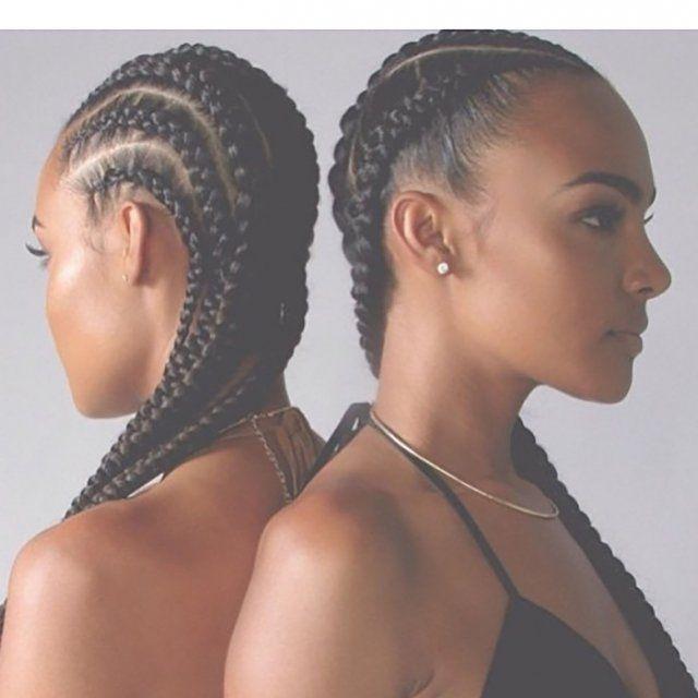Les 10 plus belles cornrows braids