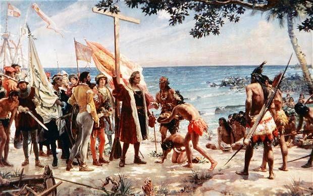 El segundo viaje de Colón era con la finalidad de una conquista - El primer viaje de Colón a Oriente fue un viaje de exploración. Pero el segundo no podría ser confundido con nada que no fuera uno de colonización o como conflicto armado. Salió de España el 23 de septiembre de 1493, con una enorme flota compuesta por 17 barcos y 1.200 hombres. Entre los pasajeros estaban los campesinos, los sacerdotes destinados a convertir los nativos al cristianismo, y los soldados armados para imponer la…