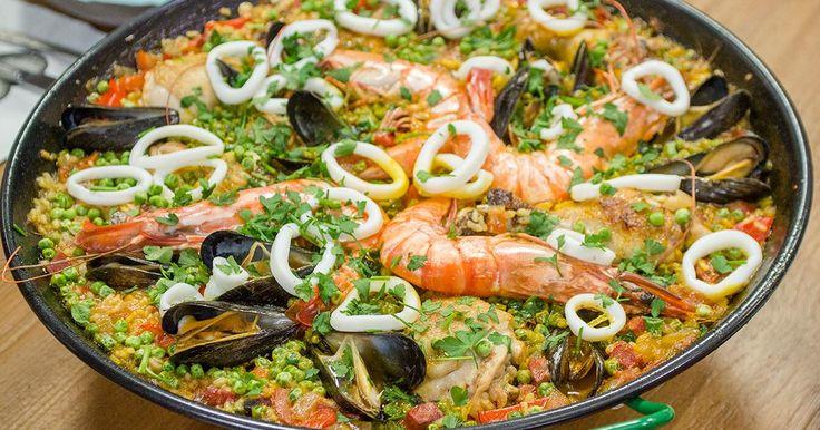 Moederdag met Belle Perez: echte paella en roze sangria