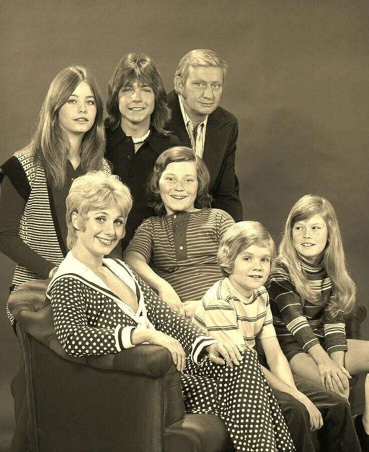🎼THE PARTRIDGE FAMILY - gallery - Season Two - 5/22/72, Susan Dey ...