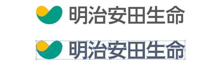 明治安田生命のロゴマーク イラレ eps素材 イラストレーター ベクトル パスデータ保管庫 ロゴマーク ロゴ 生命