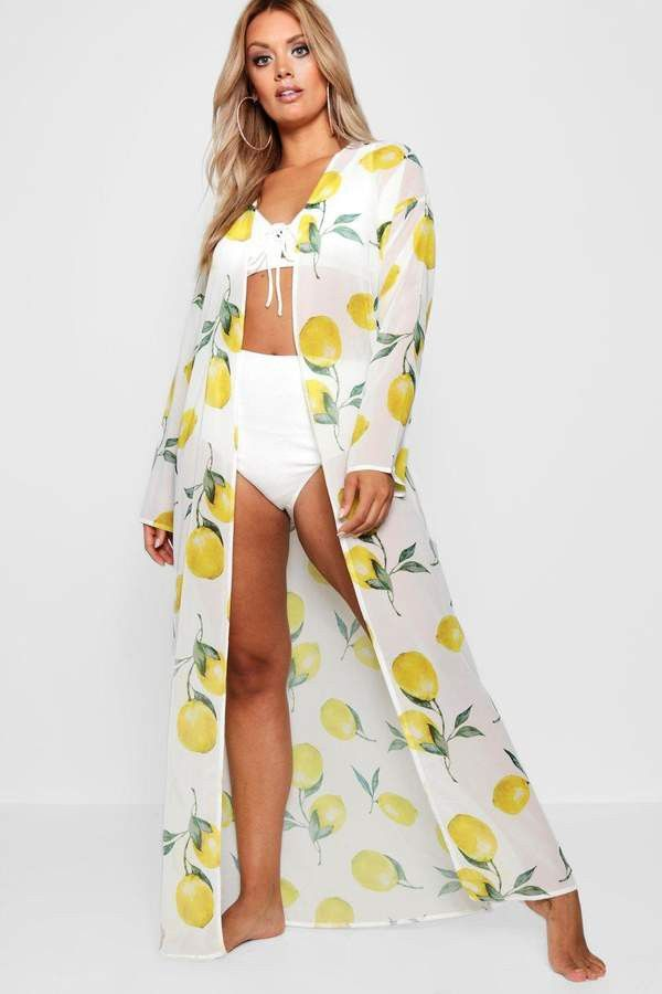 bfc5d4a8f2abd If life throws you lemons, make a kimono! #affiliate #lifeistoslay #trends  #outfit #lemons