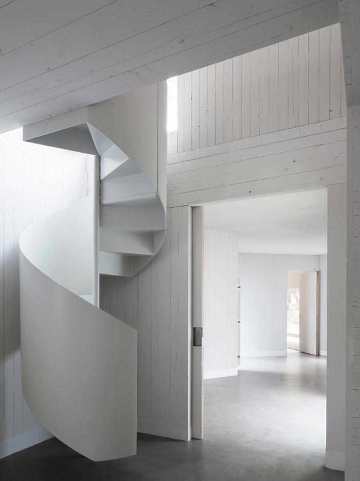 20 besten Stairs Bilder auf Pinterest Stiegen, Treppen und Workshop - holz stahl interieur junggesellenwohnung
