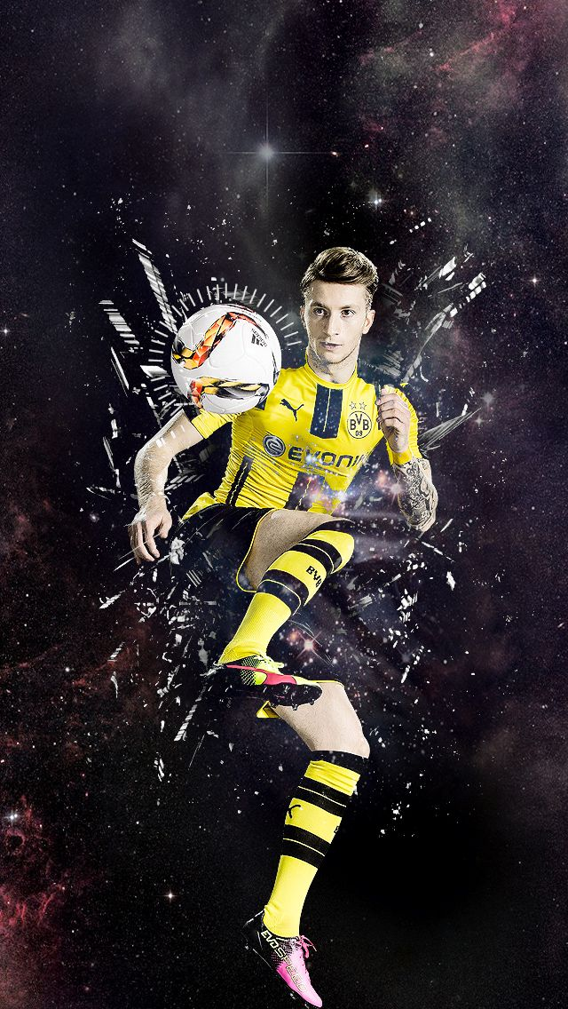 Marco Reus. Lock screen.