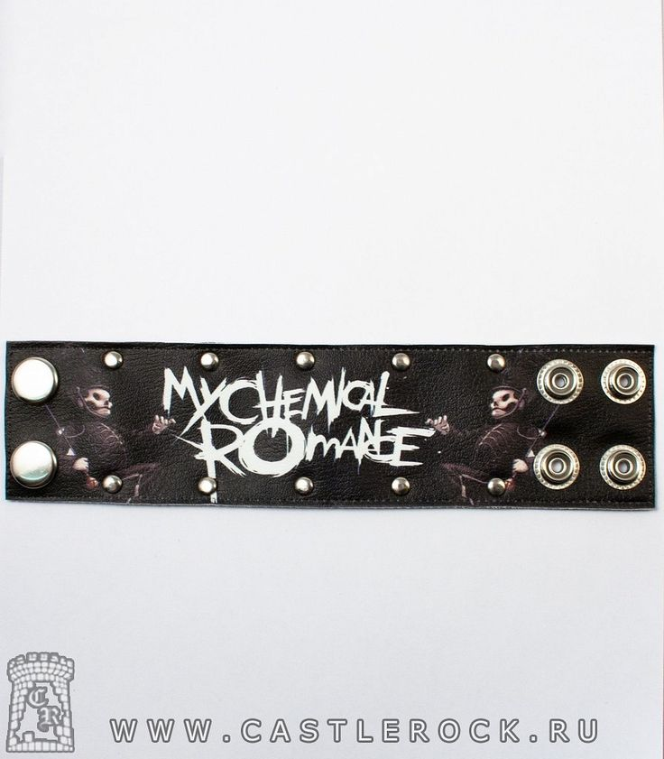 Напульсник My Chemical Romance (солдатик)