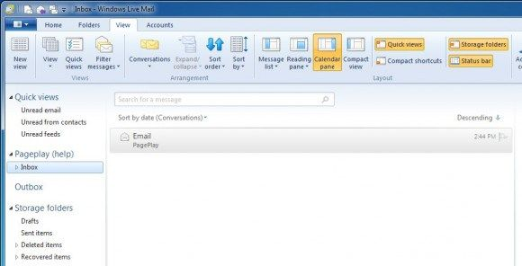 Archiving emails in Windows Live Mail 2012 #email #archieve http://south-sudan.nef2.com/archiving-emails-in-windows-live-mail-2012-email-archieve/  # Archiving emails in Windows Live Mail 2012 This guide will help you to free up space on your PagePlay email account by saving emails to your computer rather than keeping them on the server. This guide is only useful if you set up the email to use IMAP, where messages are stored on the server. With POP, messages are download to your computer…