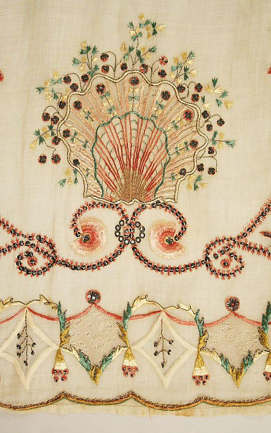 Dress  Date: 1810–12