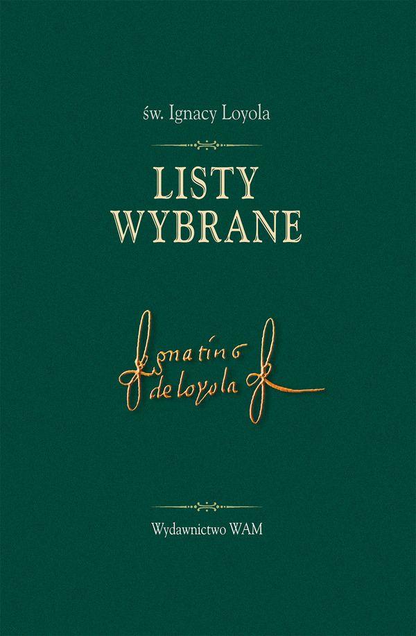 Św. Ignacy pozostawił po sobie kilka tysięcy listów. Znaczna część korespondencji zawartej w tym tomie trafia do polskiego czytelnika po raz pierwszy.