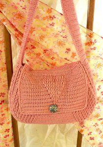 Crochet Handbag 2