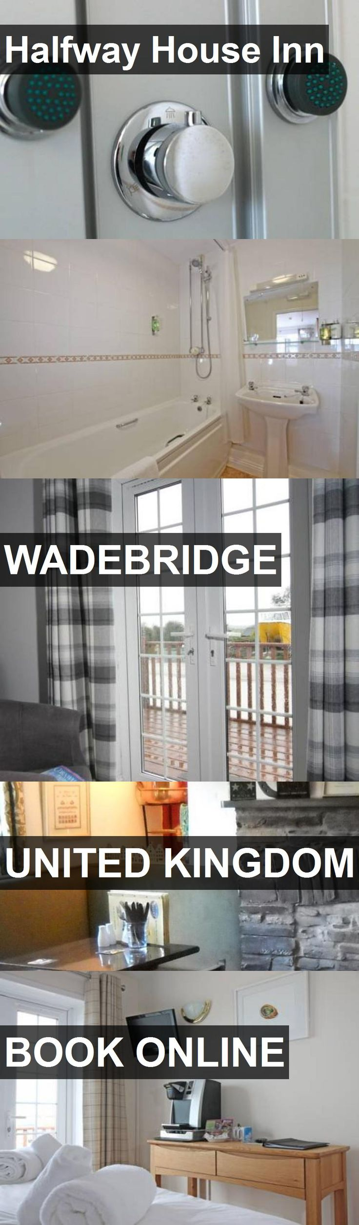Hotel Halfway House Inn in Wadebridge, United Kingdom. For more information, photos, reviews and best prices please follow the link. #UnitedKingdom #Wadebridge #travel #vacation #hotel