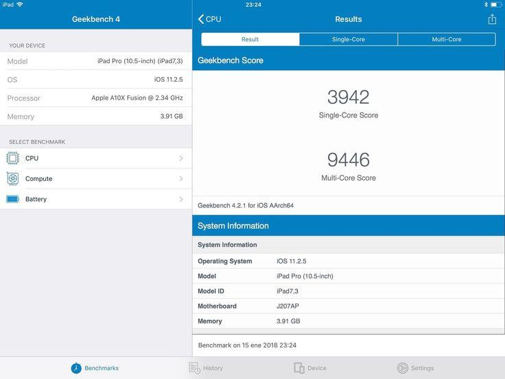 Apple publica su beta iOS 11.2.5 Beta 5  #Beta #iOS #iPadPro