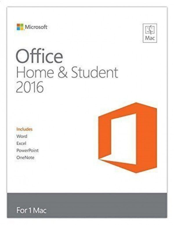 Buy Microsoft Office Home and Student 2016 For Mac Online Shopping at Lowest Deal Price offer Sale in India