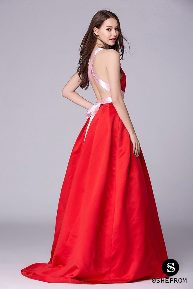 Only $109, Celebrity Cross Ribbon Long Party Dress #CK151 at #SheProm. SheProm is an online store with thousands of dresses, range from Prom,Formal,Party,Red,A Line Dresses,Backless Dresses,Long Dresses and so on. Not only selling formal dresses, more and more trendy dress styles will be updated daily to our store. With low price and high quality guaranteed, you will definitely like shopping from us. Shop now to get $10 off!