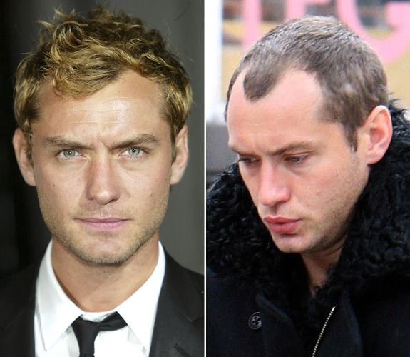 Jude Law Hair Toupee Wig Wig Inspirations Pinterest