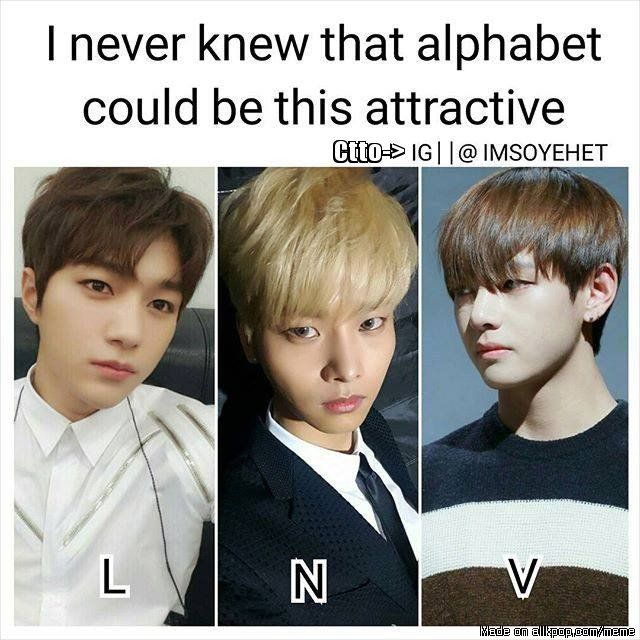 Indeed... And there's also the group called Alphabat with nine members, each the letter of the alohabet starting from B to J