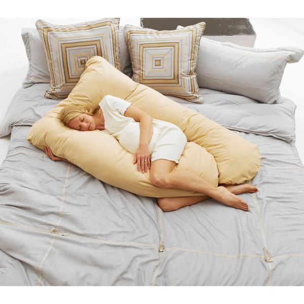 Today's Mom Cozy Comfort Pregnancy Pillow - Overstock™ Shopping - The Best Prices on Today's Mom® Maternity Pillows