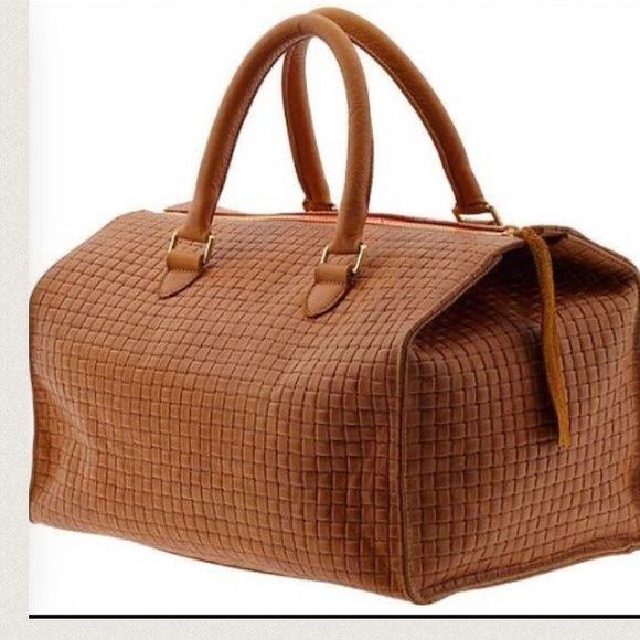 Clare Vivier Sandrine satchel. Htf. BEAUTIFUL!! Sandrine by Clare Vivier. Cognac / Saddle Brown. Clare Vivier Bags Satchels