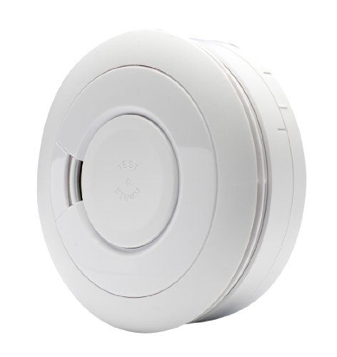 Ei Electronics Ei 650 10-Jahres-Rauchwarnmelder (mit fest verbauter 3V-Lithium-Batterie, 10 Jahre Produktlebensdauer) weiß, 1 Stück: Amazon.de: Baumarkt