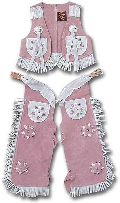 9bb066b1 Girls Pink Western Chaps and Vest. Cute for kids :) | Sheriff Callie Cowgirl  vest | Cowgirl outfits, Cowgirl outfit for girl, Cowgirl chaps