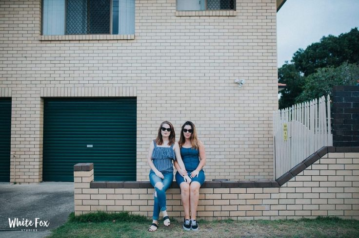 Megg + Laura | Same sex couples session |   Gold Coast Wedding photography | White Fox Studios