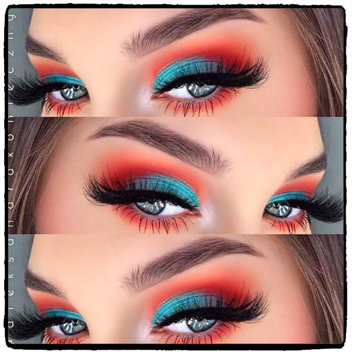 Make-up tips bij gevoelige ogen, oog make up voor