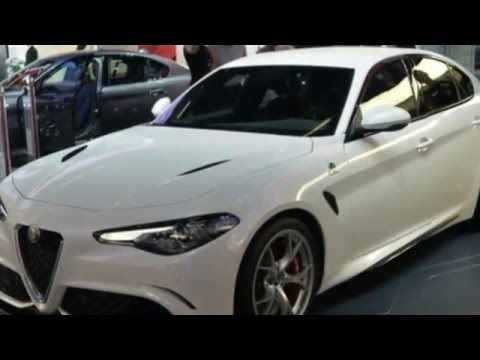 Alfa Romeo Giulia ~ New SUV ~ Best New Cars for 2017