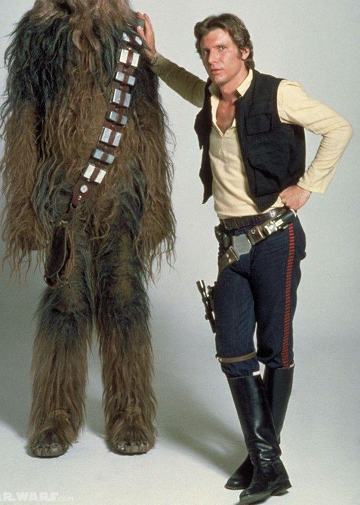 Fifteen Minute Han Solo Costume