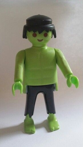Hulk playmobil marvel..