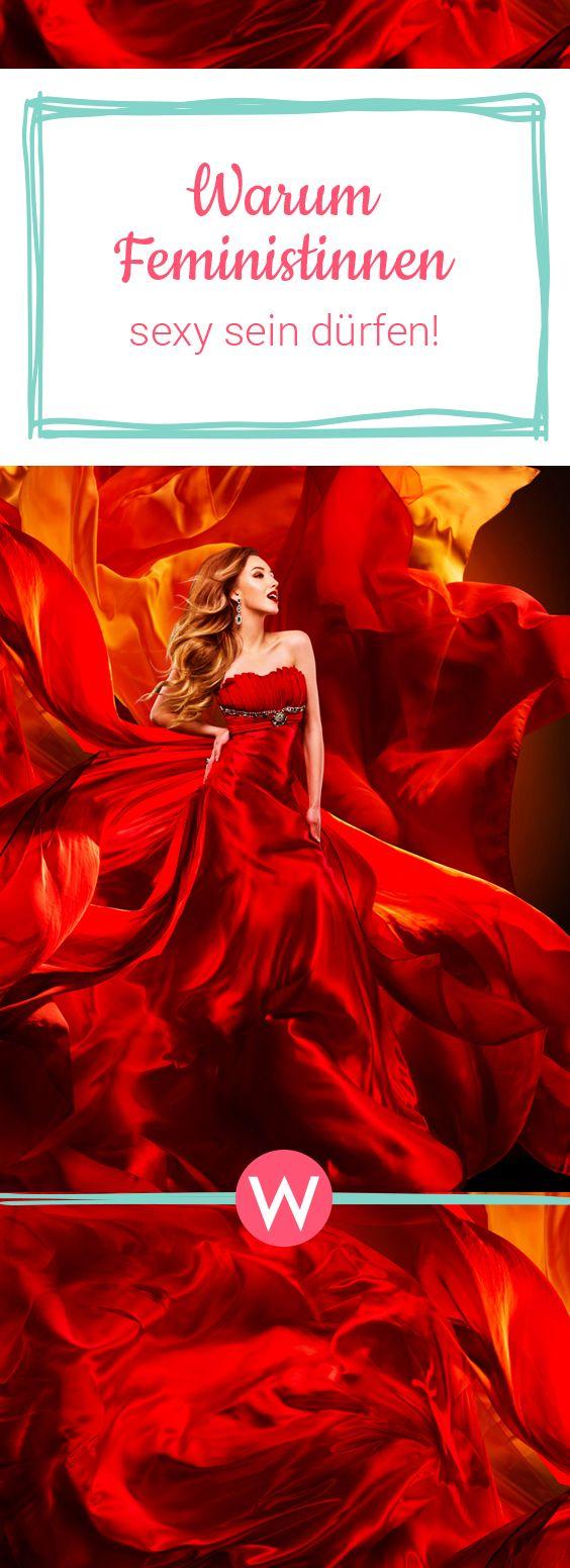 Das sexy Kleid von Jennifer Lawrence wirbelte die Sexismus-Debatte an. Wie sexy darf eine Feministin sein? Ein Kommentar. #frauen #sexy #feminism #feminismus #sexismus #kleid #prominente #versace #dior