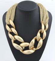 Nuevo diseño de calidad superior de lujo hechos a mano Collar de gargantilla fiesta de aniversario Collar collares para para 2015