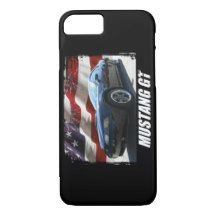 2003 Mustang GT iPhone 7 Case