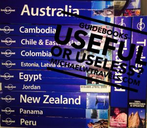 Travel Guidebooks- Useful or Useless?