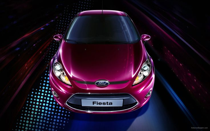 Ford Fiesta Wide -2011